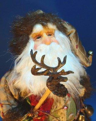 聖誕老公公布偶擺飾:聖誕節 老公公 布偶 擺飾 居家 家飾 設計 櫥窗 展示 裝潢 塑像 收藏 禮品 雜貨