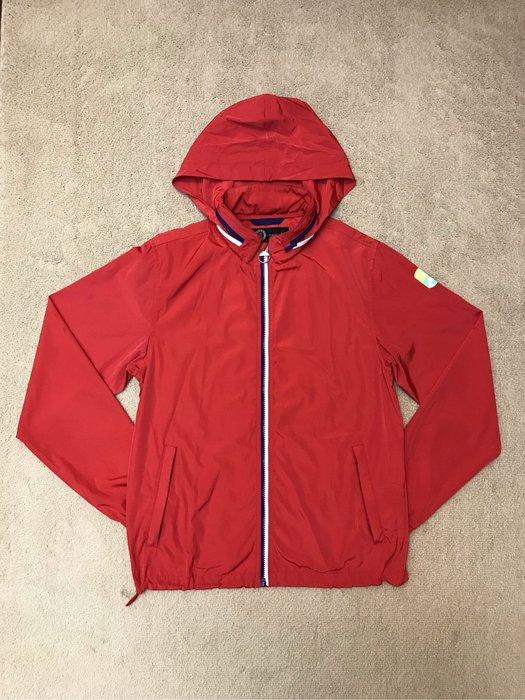 Sport'b 橘紅色外套