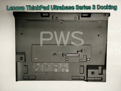 【Lenovo ThinkPad Ultrabase 3 Docking X220 X230 擴充基座 底座 擴充座】