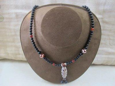 二手舖 NO.3183 天眼珠項鍊 手鍊 項鍊 手珠 首飾飾品