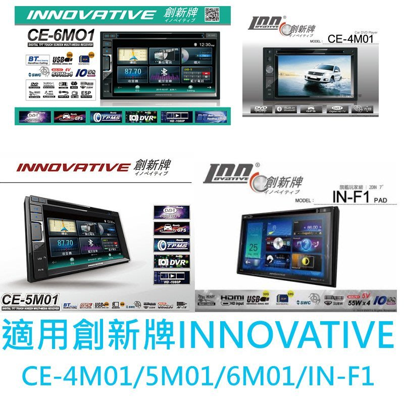 【Sinny小舗】PAPAGO S1 適用 INNOVATIVE 創新牌 CE-4M01/5M01/6M01/IN-F1