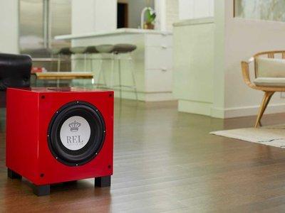 REL T/9i RED Ltd. Edition 法拉利紅塗裝限量版本/歡迎來電洽詢