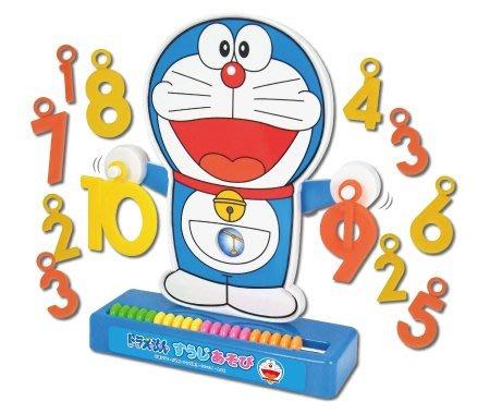 哆啦A夢 數字遊戲組 現貨免運費 不必等 小日尼三 批發零售 41+ 日本代購