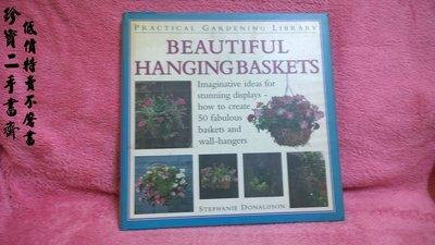 【珍寶二手書齋FB4】 Beautiful Hanging Baskets
