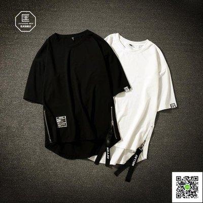 T恤 短袖男夏季新款T恤男士加肥加大碼寬鬆半袖衣服韓版潮流男裝 玫瑰女孩