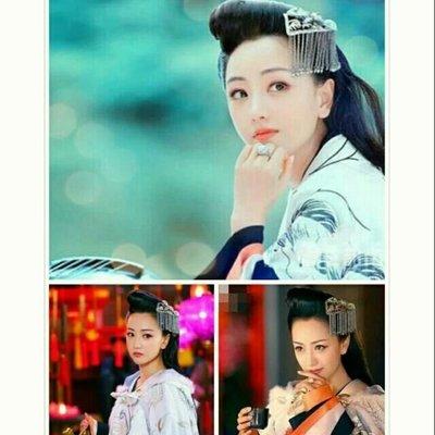 (現貨)【雲中歌】楊蓉霍成君同款多寶流蘇髮飾~漢服頭飾