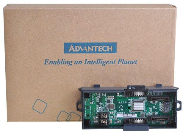 【KC.PLC_FA 】ADVANTECH APAX-5002 2-slot Backplane Module