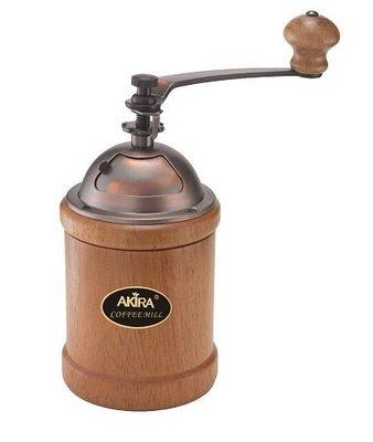 手搖磨豆機 - AKIRA A-12  正晃行 復古造型  -【良鎂咖啡精品館】