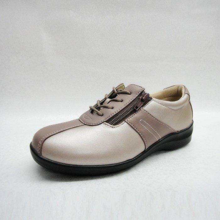 [WALKER 休閒運動] 日本進口 MOON STAR 月星 超輕氣墊休閒鞋4色 香檳粉