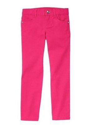gymboree桃紅色牛仔褲特價款(現貨尺寸:4-6歲:550含運)