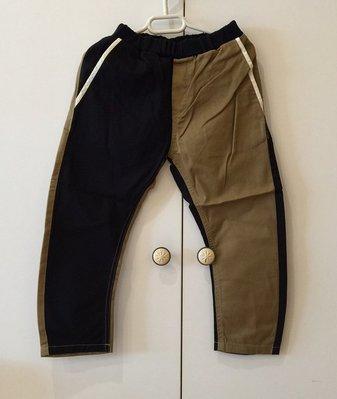 日本設計師童裝品牌 Arch & Line 男童雙色長褲(黑色&卡其色)- 日本製 clearance sale
