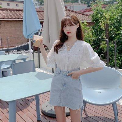 【ZEU'S】復古刺繡休閒襯衫『 07119621 』【現+預】G