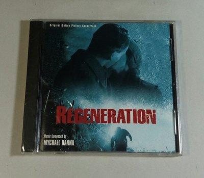 """亂世情緣(Regeneration)""- Mychael Danna(08),全新德版"
