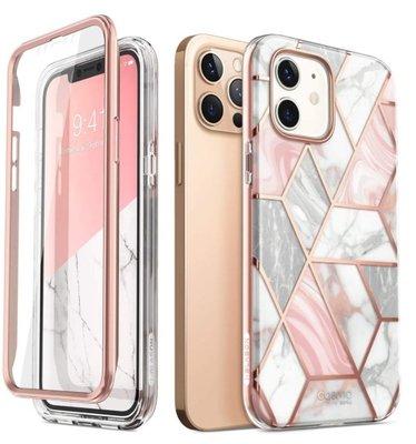 《FOS》日本 i-BLASON iPhone 12 Pro 美國軍規 手機殼 大理石 女生 保護殼 防震 防摔 防刮