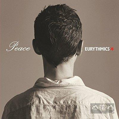 【黑膠唱片LP】世界和平 Peace / 舞韻合唱團 Eurythmics ---19075811661