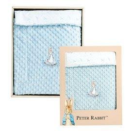 【魔法世界】奇哥 Peter Rabbit 比得兔豆趣兩用被-藍 PLB74900【奇哥正品】