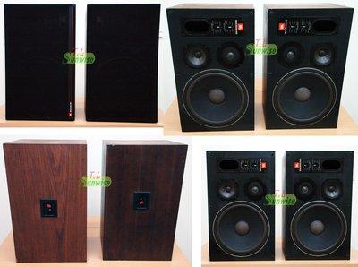 ---暫不出售--- 美國 JBL 4412 喇叭 12吋 3音路 3單體( L100 4311 4312 )