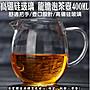 50403- 253- 興雲網購【400ML玻璃大龍膽泡茶壺...