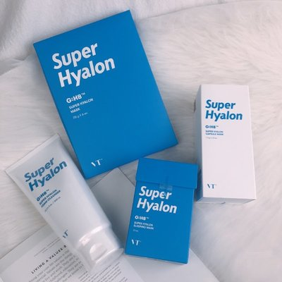 VT Super Hyalon G:H8 超級玻尿酸洗面乳