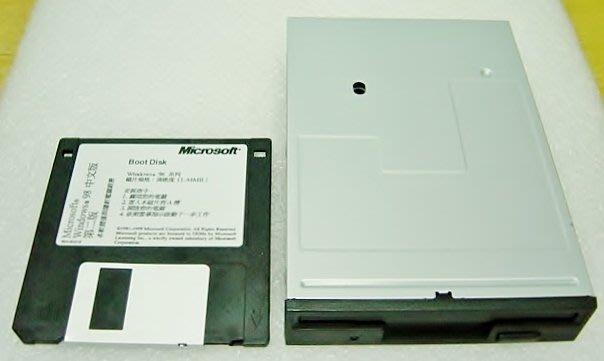 保固3個月【小劉二手家電】 庫存 3.5吋 1.44M 軟碟機