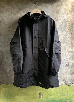 【c select】Wtaps valet coat M51 D51 長款 連帽 風衣 外套