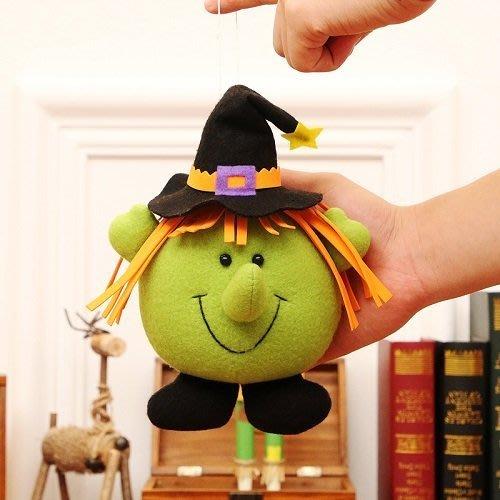 ☆創意特色專賣店☆綠怪 萬聖節  毛絨玩具  裝飾佈置用品