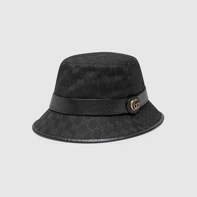【SHOPPA】 GUCCI GG canvas Logo 漁夫帽