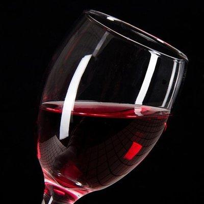 利比紅酒杯套裝家用歐式紅酒杯醒酒器高腳杯子葡萄酒杯6隻裝yi   全館免運