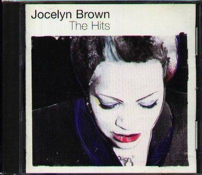 八八 - Jocelyn Brown - The Hits 日版 Todd Terry Da Mob Kamasutra