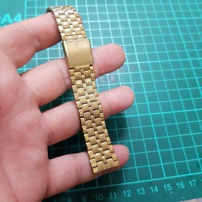 早期 18mm 錶帶 另有 機械錶 SEKIO CASIO CITIZEN TELUX D08 潛水錶 賽車錶 軍錶 石英錶 OMEGA