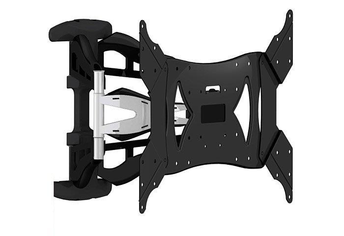 【林口豪韻專業音響】AWL80 萬用型液晶電視懸臂架 電視旋臂架 鋁合金雙懸臂伸縮式 適用32-60吋