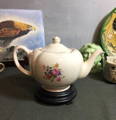白明月藝術/古物雜貨店  英國茶壺