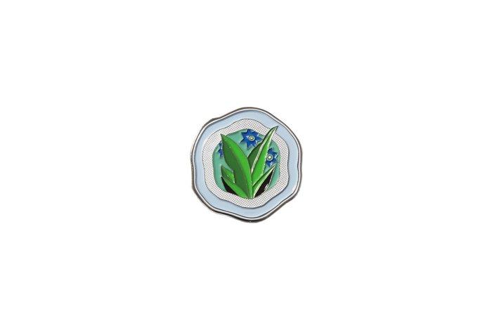 """[ LAB Taipei ] JOE GARVEY """"PLANT PIN"""""""
