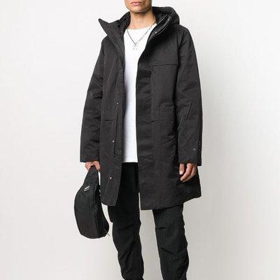 Y-3 concealed padded coat 男加絨保暖派克大衣 限時超低折扣代購中