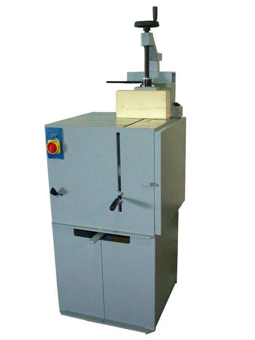 鋁擠型切割機立式鋁材鋁門窗相框燈箱角度450MM切斷機操作安全金工白鐵圓鋸機特殊規格加工鎖孔槽仿削機帶鋸機彎管機富上機械