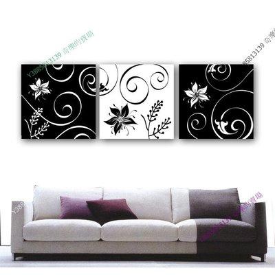 【40*40cm】【厚0.9cm】抽象-無框畫裝飾畫版畫客廳簡約家居餐廳臥室牆壁【280101_256】(1套價格)