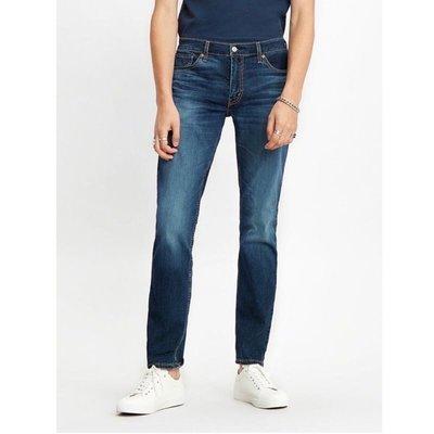 Levis 511 涼感彈性布料 小直筒 丹寧牛仔褲 slim fit levi's 正品 深藍 原色