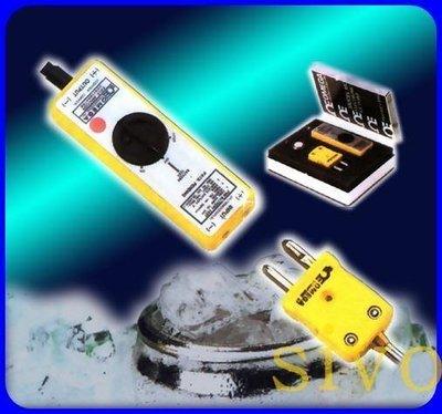 MCJ-SERIES 小型電子熱電偶冰點(冷接點)參考器Miniature Electronic Ice Point