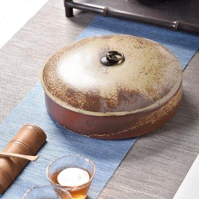 茶葉罐 陶瓷存儲罐密封罐普洱茶葉罐茶餅...