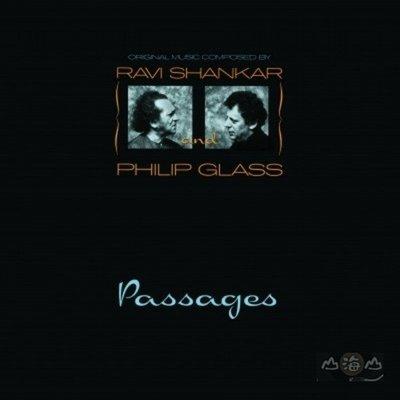 【黑膠唱片LP】人生旅途 Passages /拉維香卡&菲利普葛拉斯---MOVCL022