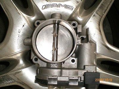 BENZ W211 E55 節氣門 !!E200 E230 E240 E280 E320 E350
