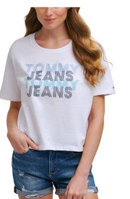 Tommy Jeans Overlap Logo T-Shirt 5/2止