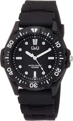 日本正版 CITIZEN 星辰 Q&Q VS28-003 男錶 手錶 日本代購
