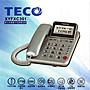 【NICE-達人】TECO 東元 XYFXC301 來電顯示有線電話_紅色款/銀色款_可調整螢幕角度