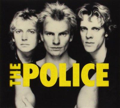 正版2CD《警察合唱團》絕無警有 2CD精選/The Police全新未拆