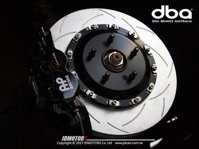 JD-MOTORS AP 8530 大四活塞組 澳洲DBA高階型355mm碟盤套裝組 HONDA CRV4