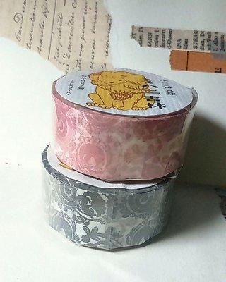 【R的雜貨舖】紙膠帶分裝 倉敷意匠和紙膠帶-  MIHANI工房和紙膠帶_花圈
