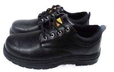 美迪-悍馬H5186-鞋帶款工作安全鞋-(檢內登字第45342號)~黑
