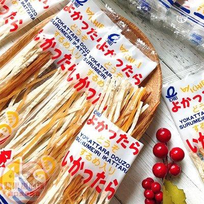 蘋果甜心漾 日本一榮鱈魚絲魷魚絲條綜合包 盒裝 (30小包入) [JP665]