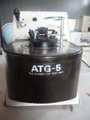 Tanaka 自動閉口閃火點測試儀 ATG-5T-A Flash Point Tester